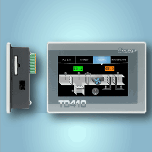 4 inch Touch Screen HMI TD410