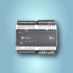 Modbus Analog and Digital IO